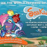 "World Premiere of ""Sea Kids"""