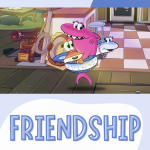 Free Devotional! Teaching the Importance of Friendship